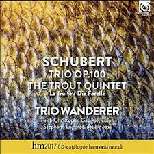 Piano trio op.100, The Trout Quintet op. 114