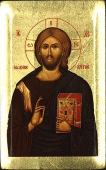 Kristus  Pantokrator (den stora bönen)