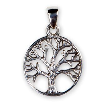 Livets träd, silver