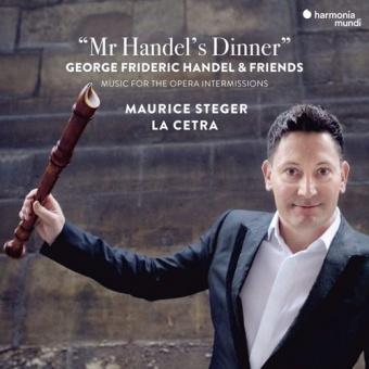 Mr Handel's Dinner