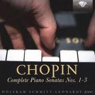 Complete Piano Sonatas Nos. 1-3