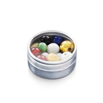 Frälsarkransen, lösa glaspärlor (pysselset)