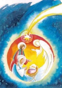 Kristus är född