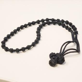 Koptiskt handknutet radband