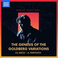 Parfenov, Andre - The Genesis of the Goldberg Variations