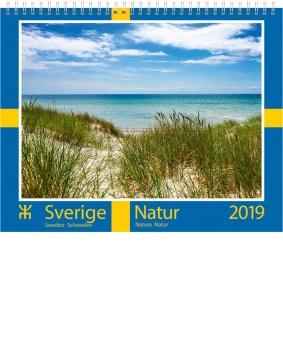Sverigekalendern 2019 natur