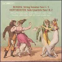 String Sonatas Nos. 1-3 Solo Quartets Nos. 1-2