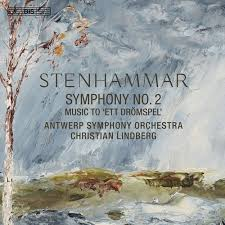 Symphony No. 2; Music to Ett drömspel  - Christian Lindberg