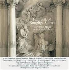 Julmusik på Kungliga Slottet