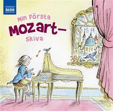 Min första Mozart-skiva