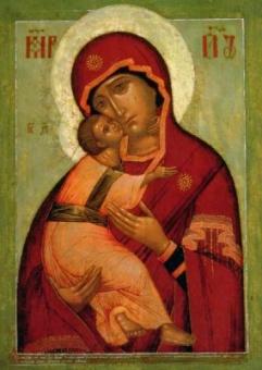 Guds Moder från Vladimir