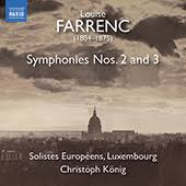 Symphonies Nos. 2 and 3  - Christoph König