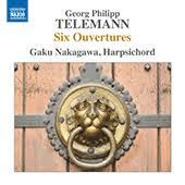 Six Ouvertures  - Gaku Nakagawa