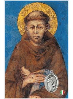 Fransiskusmedaljong med kort