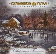 Christmas Treasures (Currier & Ives Holiday Collections)