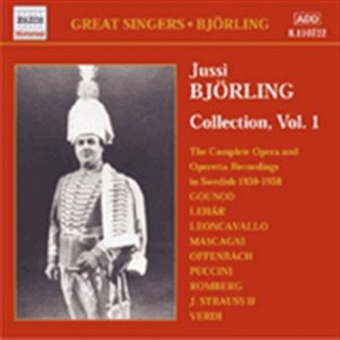 BJÖRLING COLLECTION VOL. 1