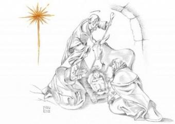 Välsignad jul