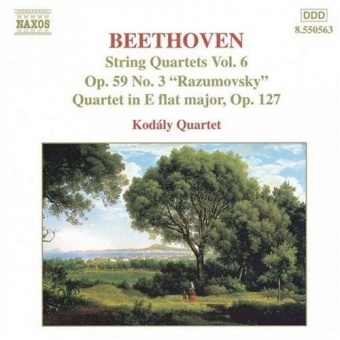 STRING QUARTETS VOL 6