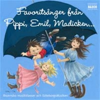 FAVORITSÅNGER FRÅN PIPPI, EMIL