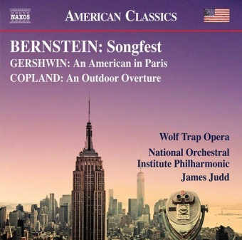 Songfest / An American in Paris / An Outdoor Overtue