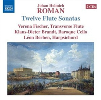 12 SONATAS FOR FLUTE, CELLO AN