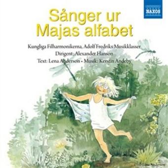 SÅNGER UR MAJAS ALFABET