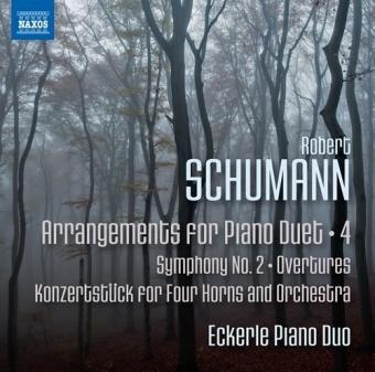 Arrangements for Piano Duets, vol. 4
