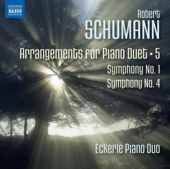 Arrangements for Piano Duet, vol. 5