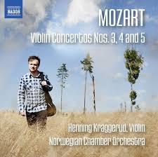 Violin Concertos Nos. 3, 4 and 5