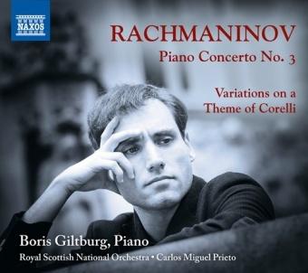 PIANO CONCERTO NO. 3 + VARIATI