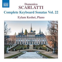 Scarlatti, Domenico - Complete Keyboard Sonatas, Vol. 22