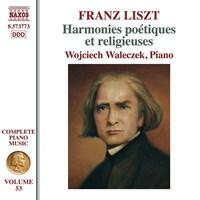 Liszt, Franz - Complete Piano Music, Vol. 53: Harmonies poétiques et religieuses
