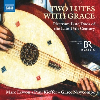 2 Lutes with Grace