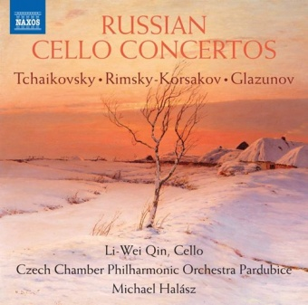RUSSIAN CELLO CONCERTOS
