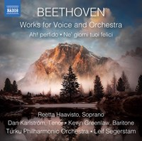 Works for Voice and Orchestra