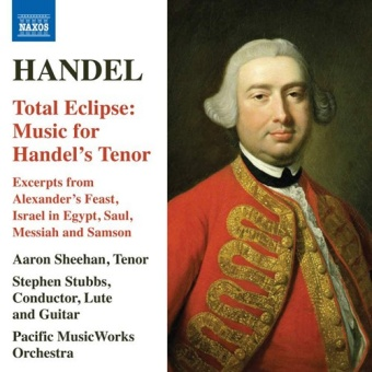 Total Eclipse: Music for Handel's Tenor