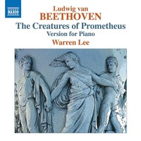 Beethoven, Ludwig van - The Creatures of Prometheus (Version for piano)