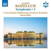 Symphonies, Vol. 3