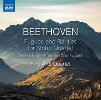Fugues & Rarities for String Quartet