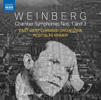 Chamber Symphonies Nos. 1 + 3