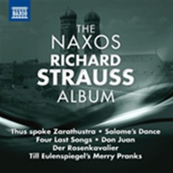 THE NAXOS RICHARD STRAUSS ALBU