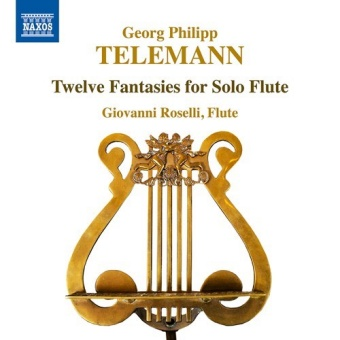 12 Fantasies for solo flute