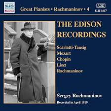 The Edison Recordings (1919)