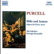 Dido and Aeneas - The Scolars baroque Ensemble