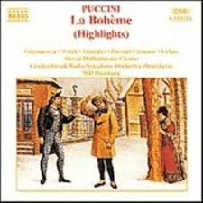 La Bohème (Highlights)