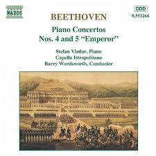 Piano Concertos Nos. 4 and 5 Emperor