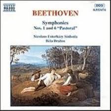 Symphonies: Nos. 1 & 6 Pastoral