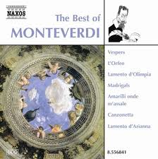 Best of Monteverdi