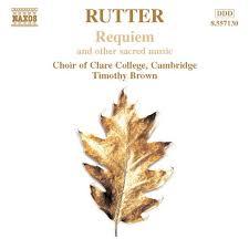 Requiem - Choir of Clare College Cambridge