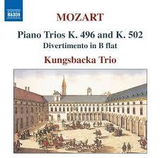 Piano Trios K. 496 & K. 502